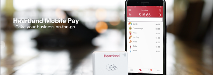 Heartland mobile pay
