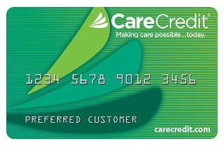 CareCredit health financing card image