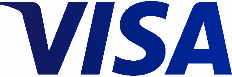 Visa logo CPS card not present