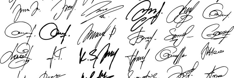 Signature Free