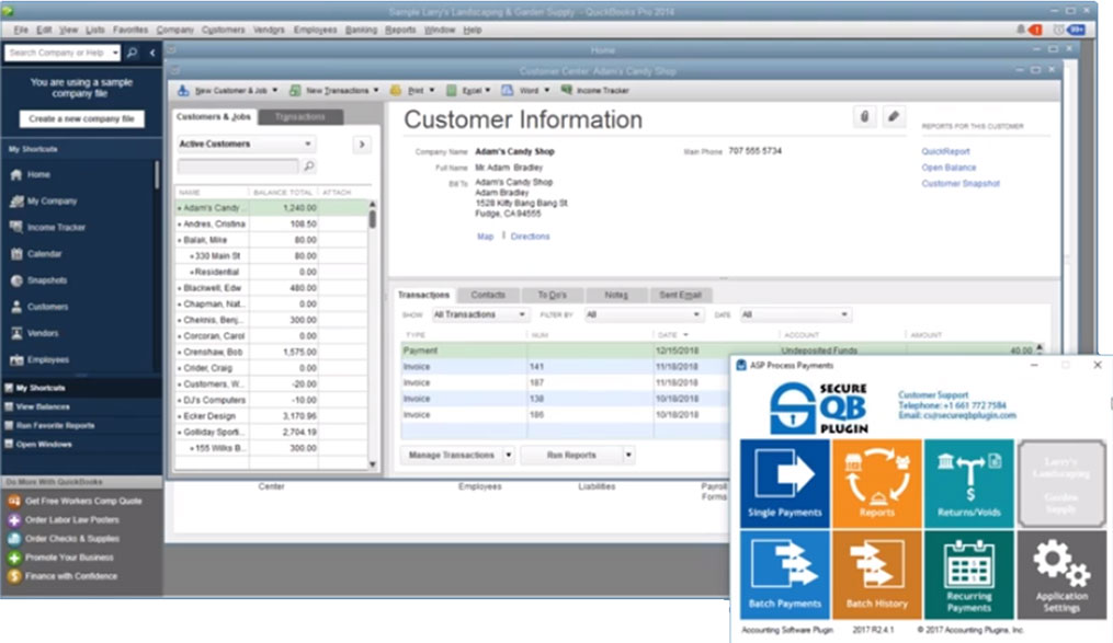 Guide to QuickBooks Credit Card Processing and Data Integration