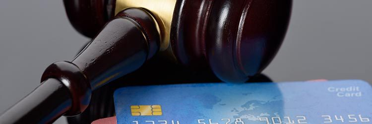 Gavel & Credit Card