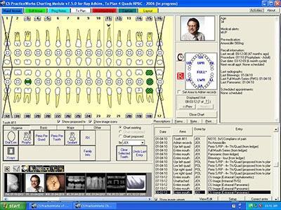 Carestream Dental patient file