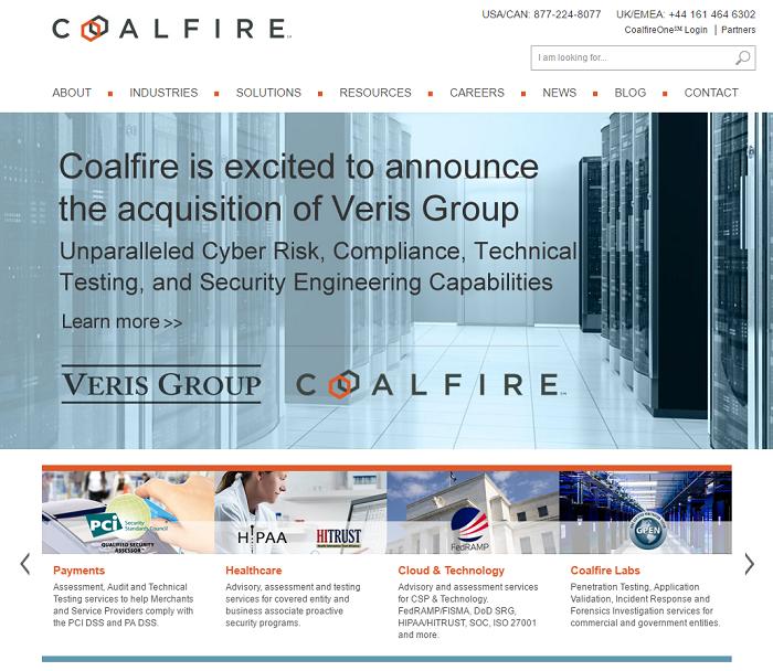 Coalfire screenshot