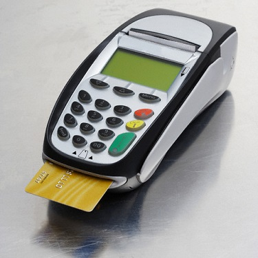 chip credit card terminal