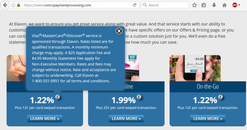 Costco Merchant Services