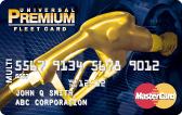 Mastercard fleet card