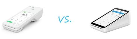Clover Flex vs Square Terminal