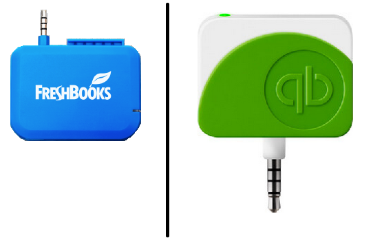 FreshBooks and QuickBooks mobile readers