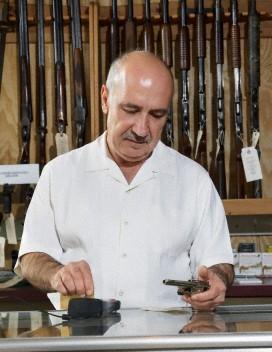 credit card processing at gun shop