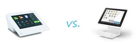 Clover Mini vs Square Stand