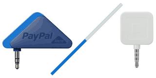 PayPal Here Versus Square
