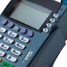 Reprogram a credit card machine