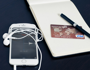 EMV card and NFC phone