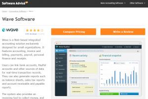 Software Advice screenshot