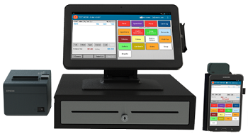 integrated POS system